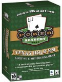 Poker Academy software. Buy direct from Amazon.