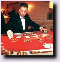 Casino Jobs. Blackjack Dealer.