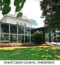 Grand Casino Locarno, Locarno, Switzerland.