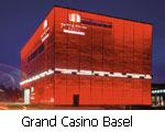 Grand Casino Basel, Switzerland.