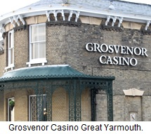 Grosvenor Casino Great Yarmouth, United Kingdom.