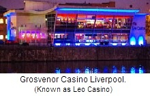 Grosvenor Casino Liverpool.