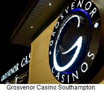 Grosvenor Casino Southampton.