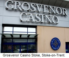Grosvenor Casino Stoke.
