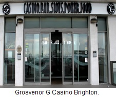 Grosvenor G Casino Brighton.