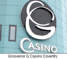 Grosvenor G Casino Coventry.