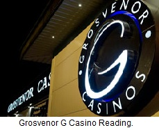 Grosvenor Casino Reading.