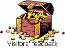 Precious visitors' feedback.