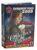 Tournament Poker 2005 software. Buy direct from Amazon.